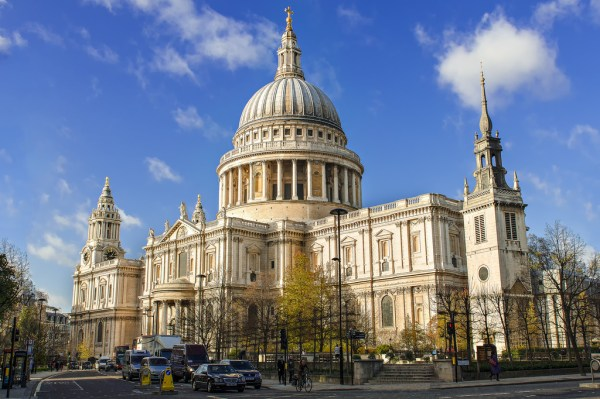 St Paul's Cathedral - ThingLink