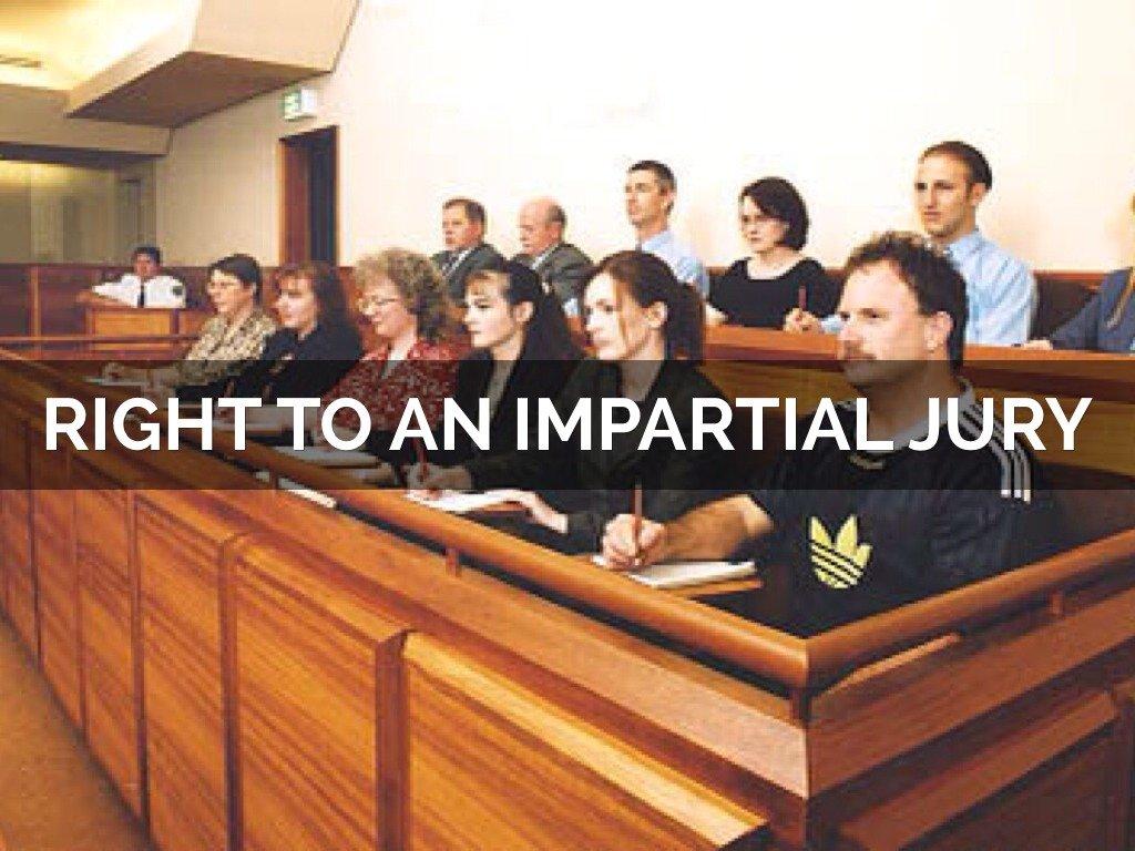 Amendment VI Annotation V: The Right to an Impartial Jury