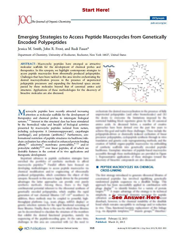 ACS Article Citation Tutorial