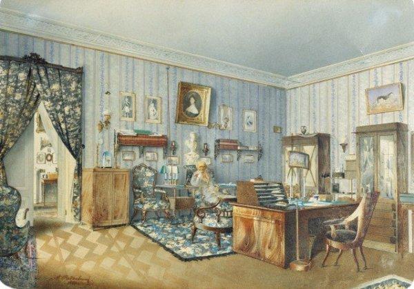 Быт помещика 19 века