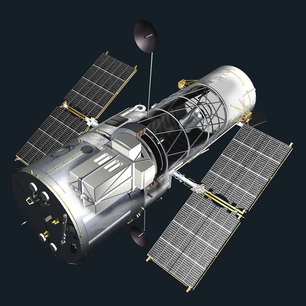 What is the hubble telescope