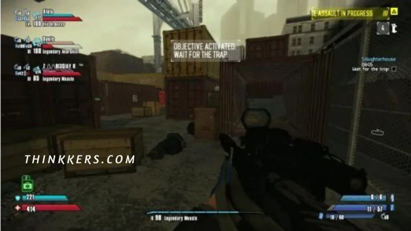 Borderlands 2 HUD Mod