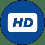 Full HD quality