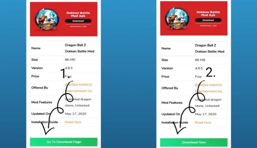 Dokkat battle mod apk download