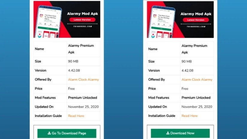 Download Alarmy Mod Apk