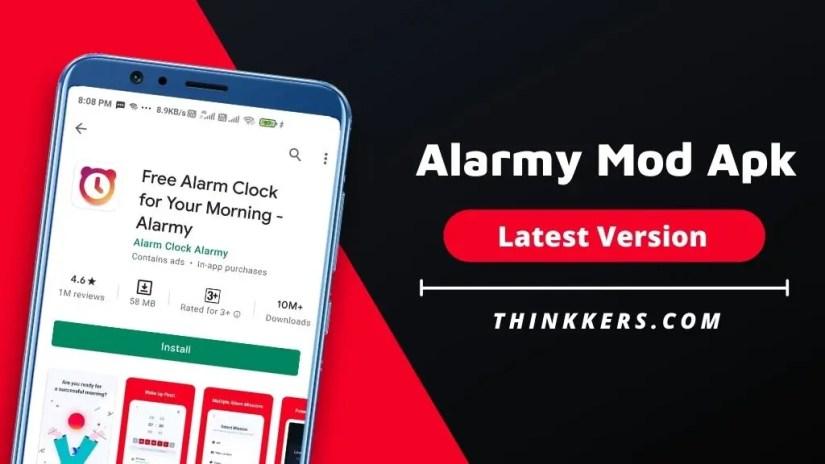Alarm Mod Apk