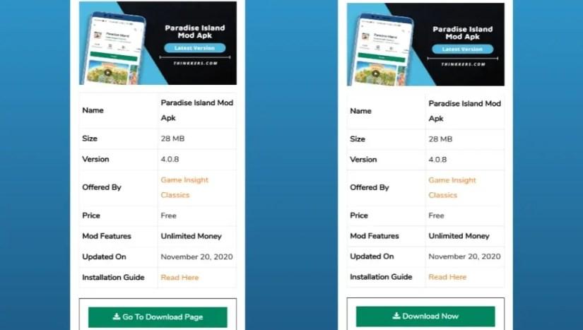 Download Paradise Island Mod Apk