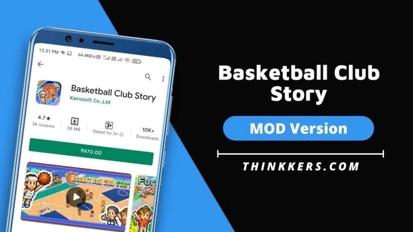 Basketball Story Club Mod Apk