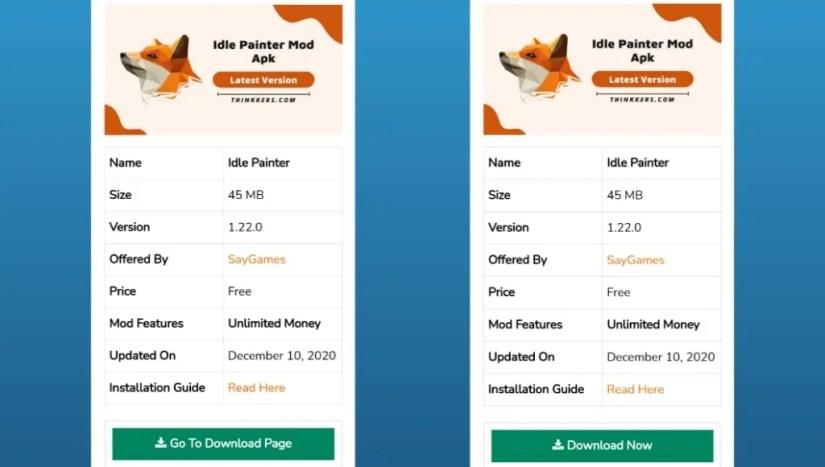 Download Idle Painter Mod Apk