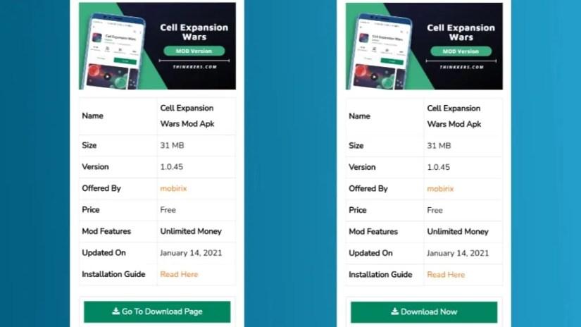 Download Cell Expansion Wars mod Apk