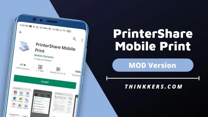 PrinterShare Mobile Print Premium Apk