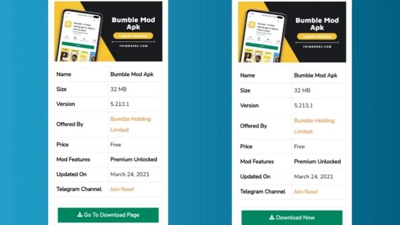 Download Bumble Mod Apk
