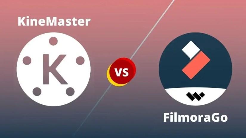 Kinemaster vs. FilmoraGo