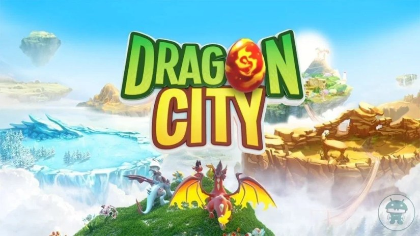 The City of Dragons