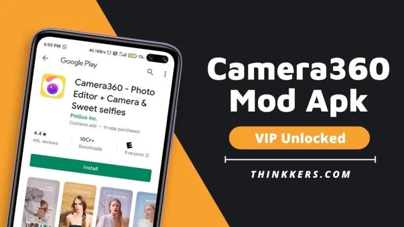 Camera360 Mod Apk