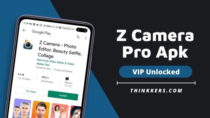Camera Z Pro Apk