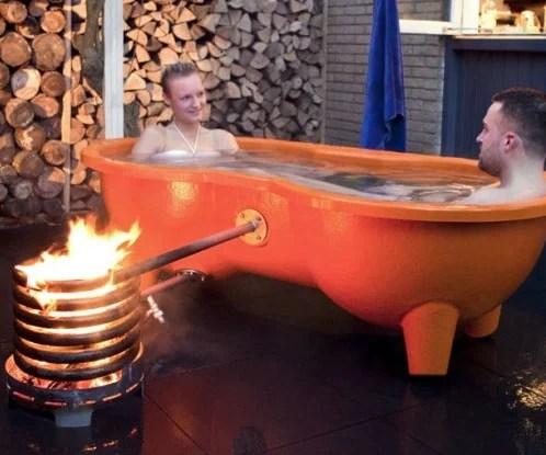 Dutch Hot Tub