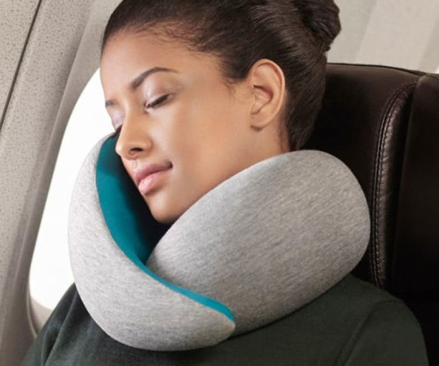 wrap around neck pillow
