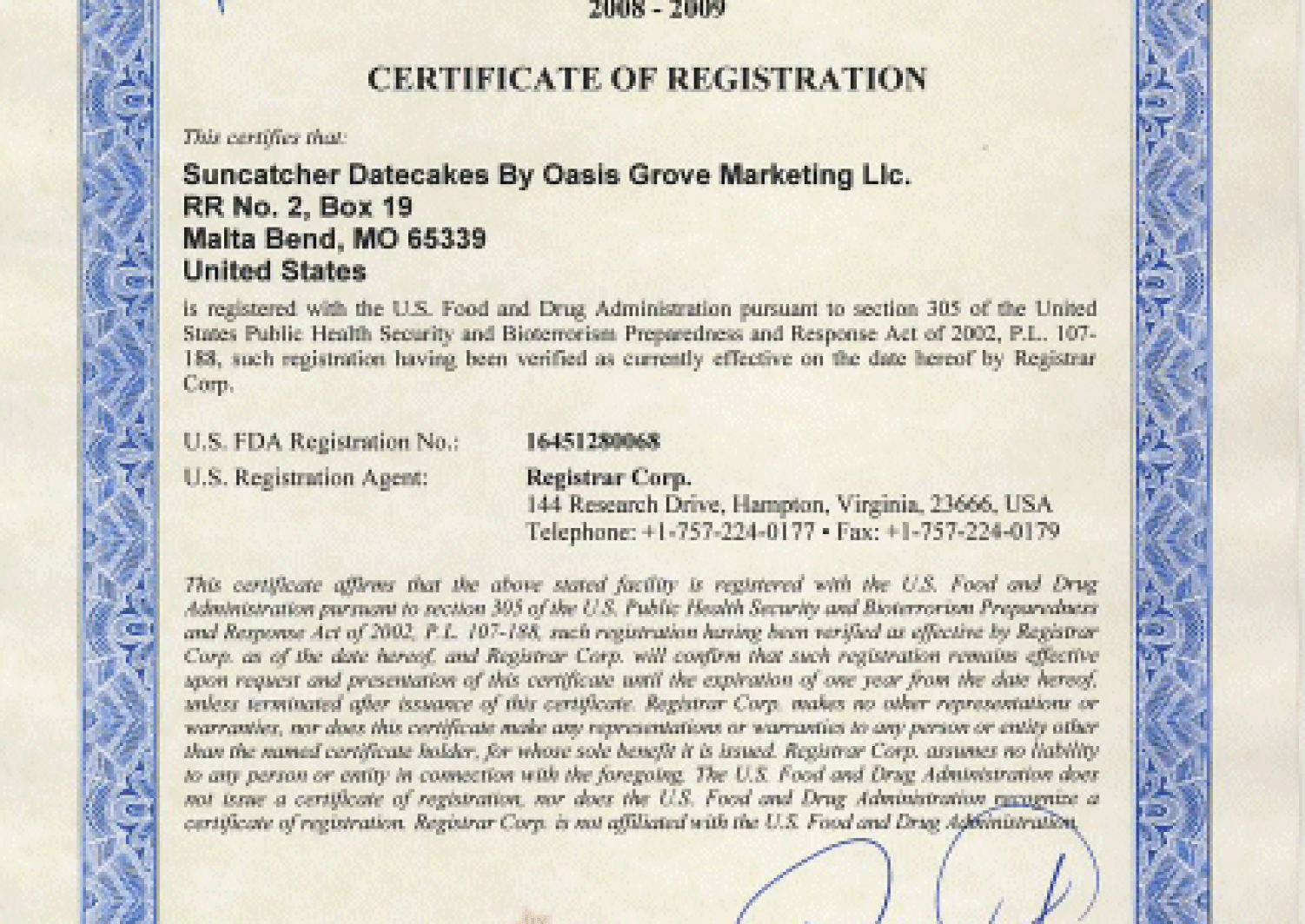 Fda Registered Certification Definition What Is Fda Registered Find Fda Registered Companies On Thomasnet Com Supplier Diversity Quality Discovery