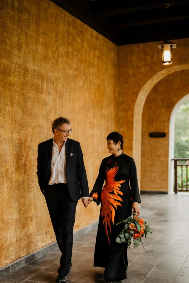 Legacy Yen Tu wedding elopement vietnam
