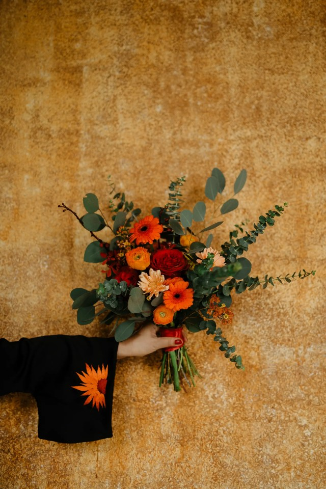 Legacy Yen Tu wedding elopement vietnam flowers