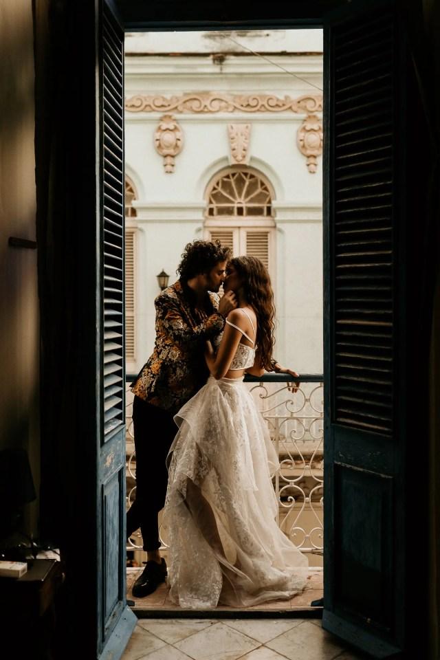 Havana Cuba wedding inspiration