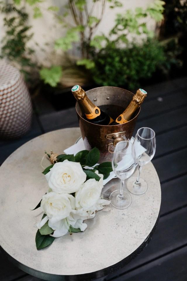 Paris elopement photographer champagne