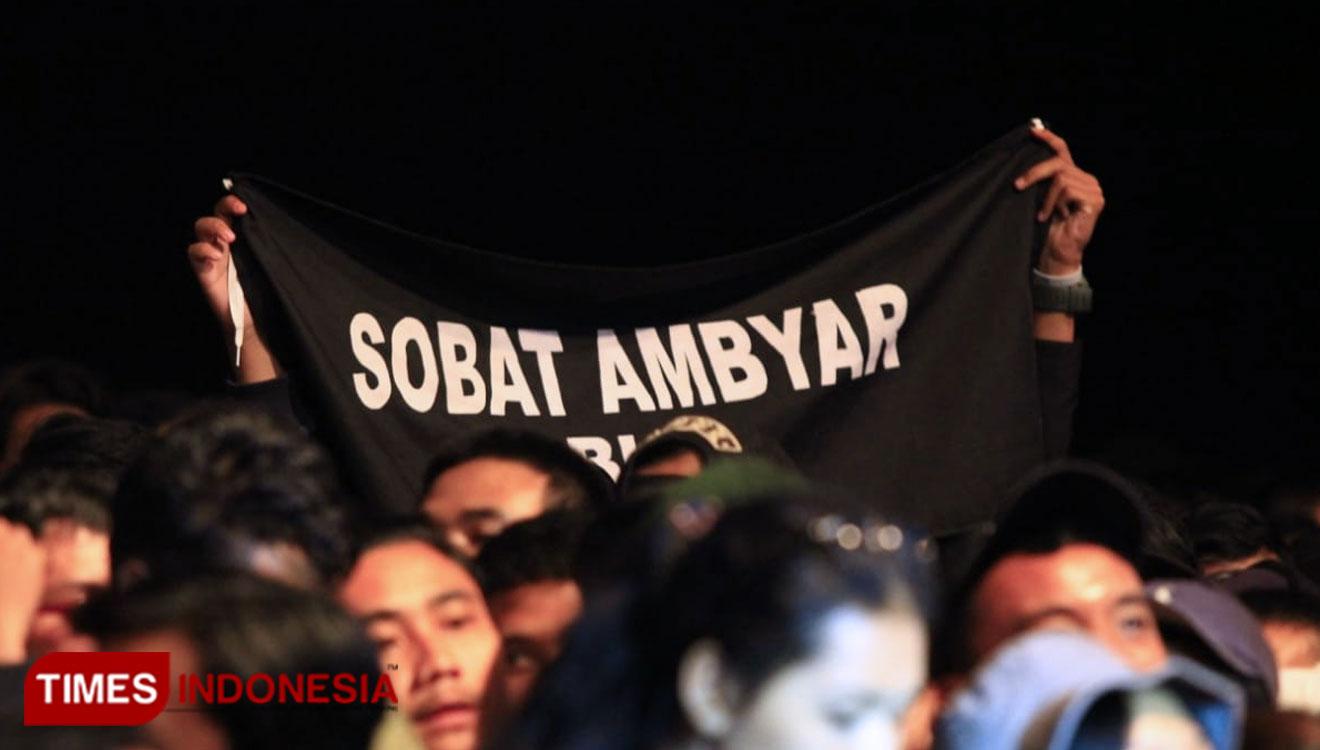 Didi Kempot Ambyar Di Kick Fest Xiii Kota Malang Times Indonesia