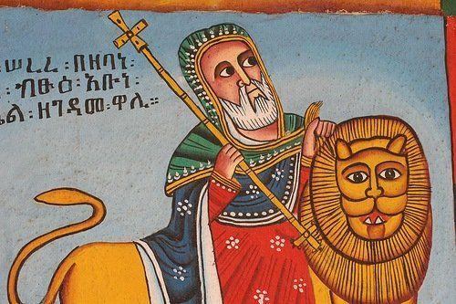 15.05.04.Ethiopian_icon_lion_ate_saint