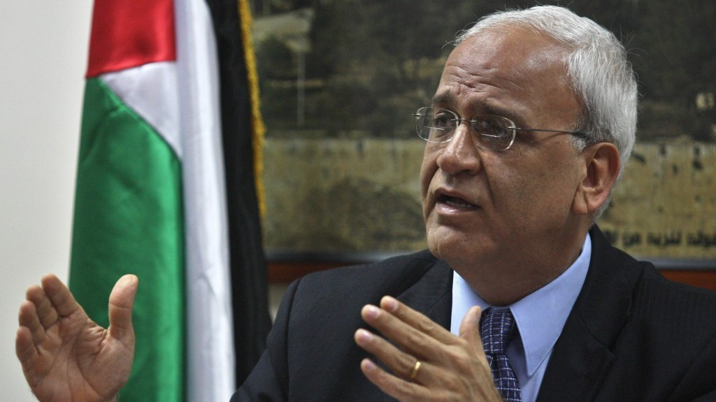 Image result for Saeb Erekat, photos