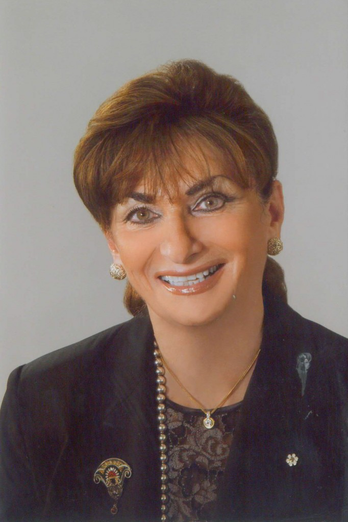 Rescued more than 3,000 Syrian Jews: Judy Feld Carr (photo credit: courtesy)