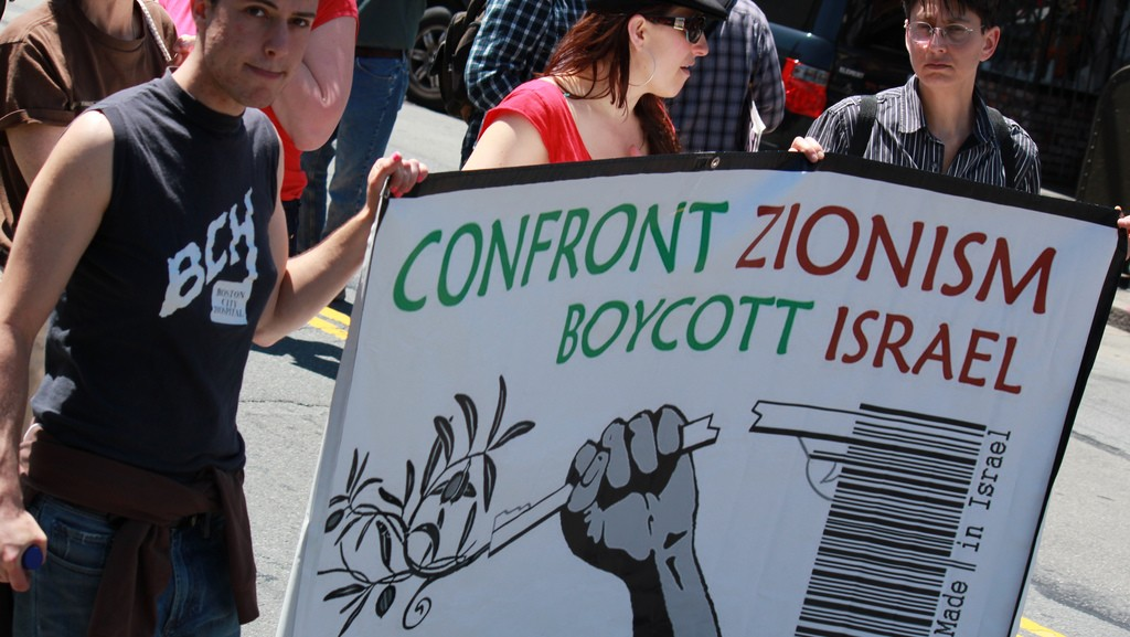 Image result for Mennonite church usa protest against Israel