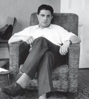 Ralph Miliband in 1958 (photo credit: Wikipedia Commons)