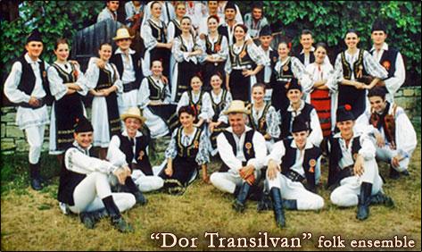 Dor Transilvan ensemble (Crédito de la foto: www.dortransilvan.startr.ro)