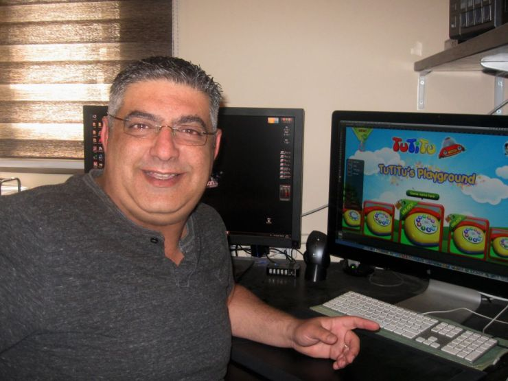 TuTiTu co-founder Yossi Dahan. (photo credit: Courtesy image)