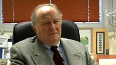 Roger Cukierman, président du CRIF (Crédit : capture d'écran YouTube)