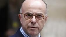 Le ministre de l'Intérieur français Bernard Cazeneuve (Crédit : AFP/THOMAS SAMSON)