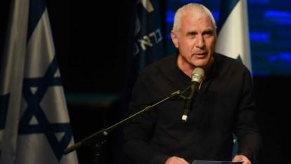 Le député Yesh Atid, Haim Jelin (Crédit : Ben Kelmer / Flash90)