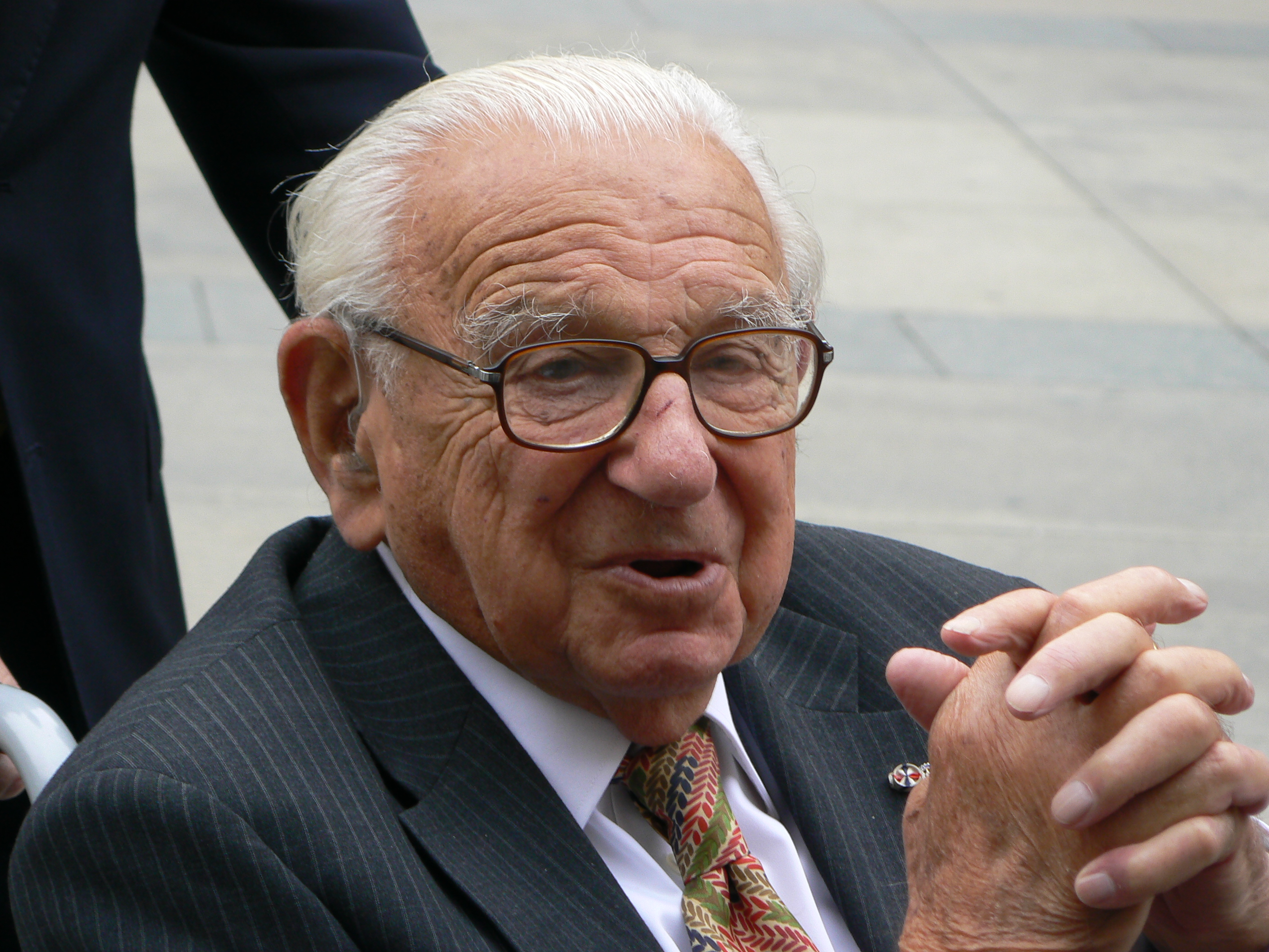 Image result for sir nicholas winton