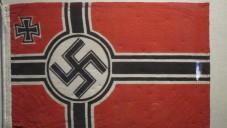 Photo d'un drapeau nazi (Crédit : CC BY-BPTakoma, Flickr)