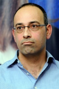 L'économiste israélien Yaron Zelekha (Crédit : Yossi Zeliger/FLASH90)