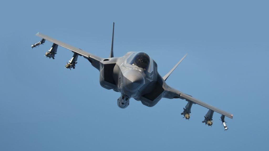Image result for F-35 Lightning II jets, photos