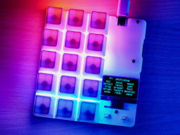 duckyPad: Do-It-All Mechanical Macropad
