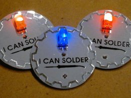I Can Solder Badge v1