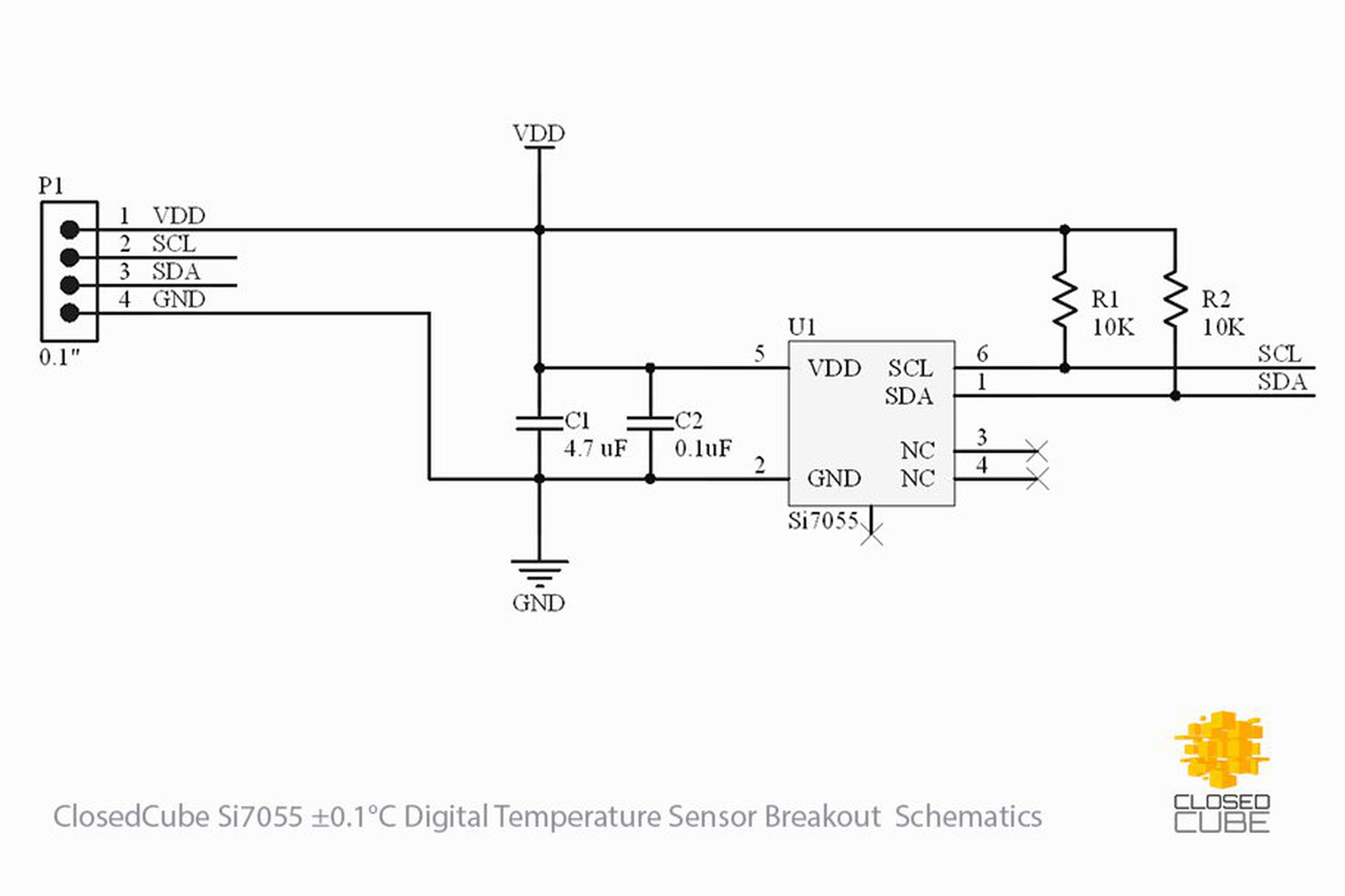 Si 0 5 C Max Digital Temperature Sensor From