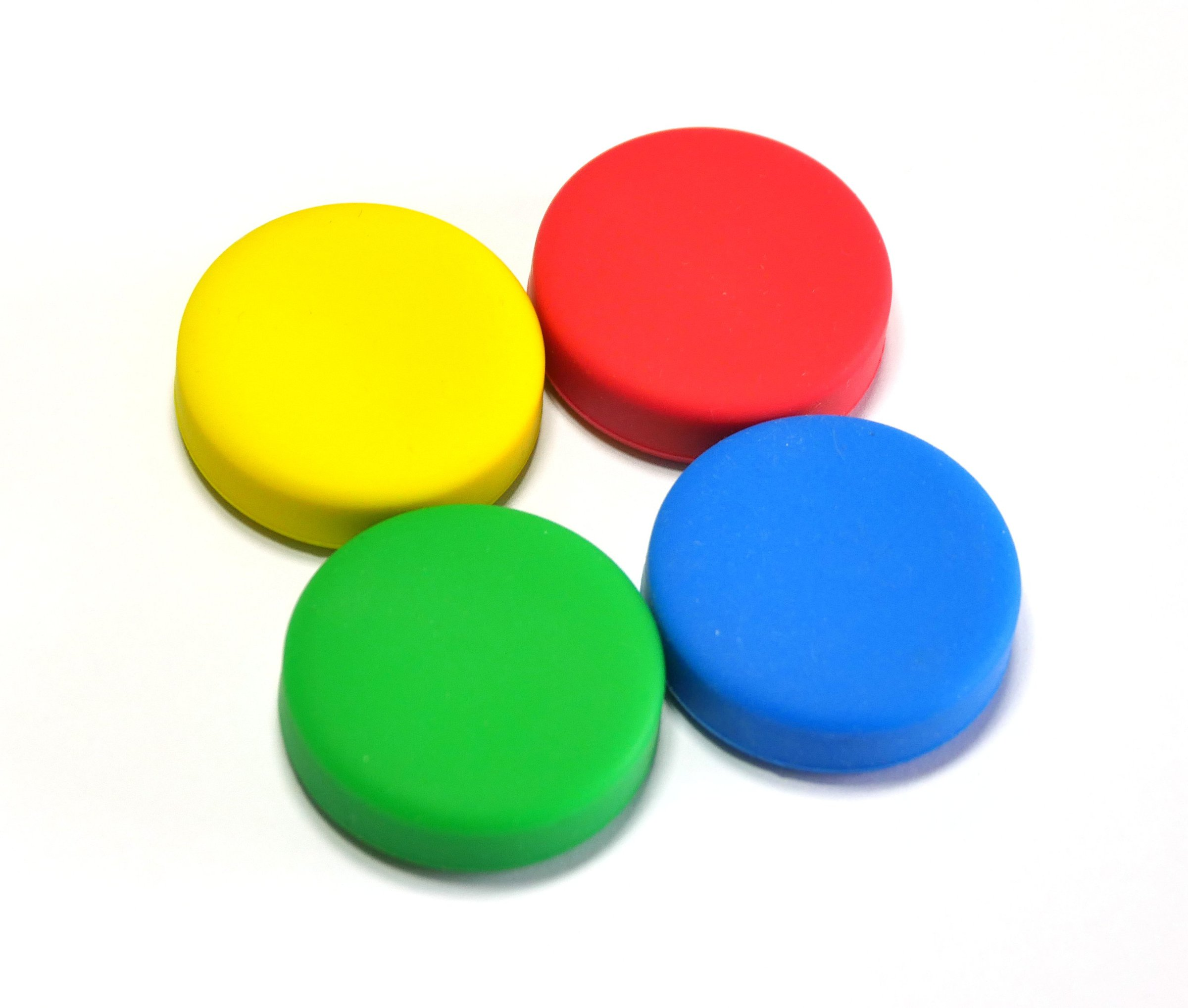 Puck Js Cases Red Yellow Green Blue From Gordon