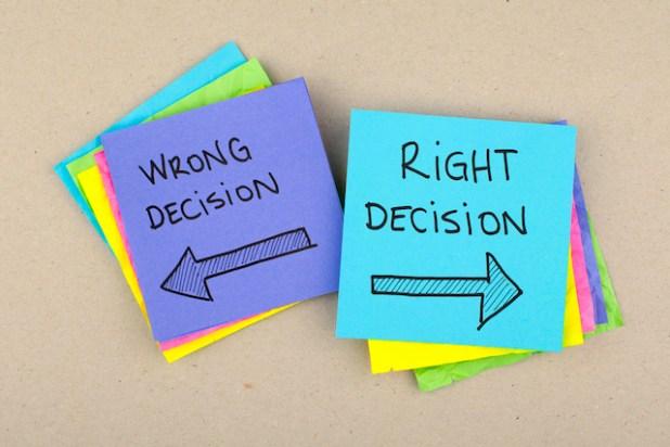 نتيجة بحث الصور عن the right decisions