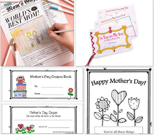 For Dads! 16 Last Minute Mothers Day Activities | Tip Junkie