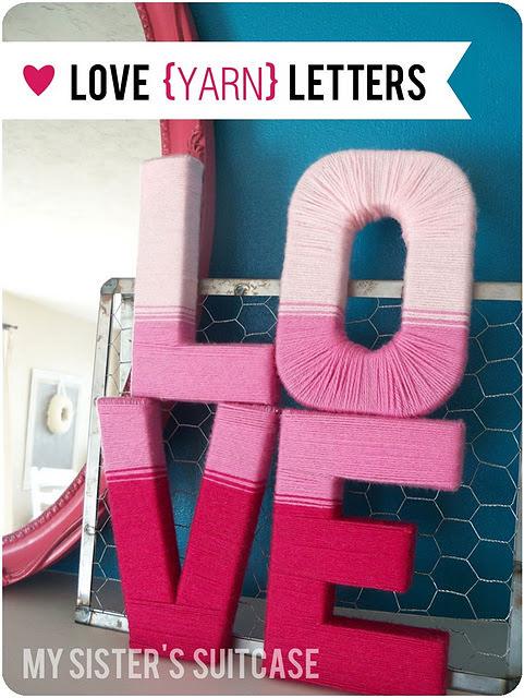 DIY Love Letters