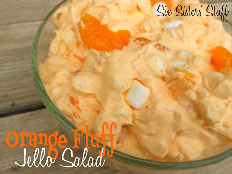 Mold Salad Raspberry Jello